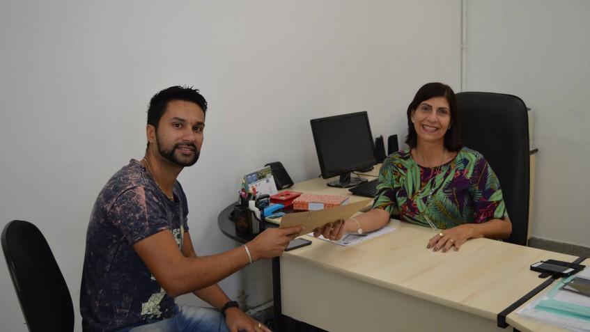 Parceria Rafael Oliveira  Projeto RW e Fundo Social
